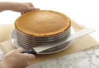 Форма для торта регулируемая и разрезания