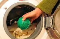 Моющий шар в стиральную машину  с турмалином